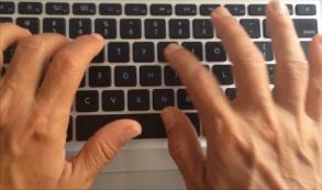 VIDEOARTE: Nada, esta espuma #2
