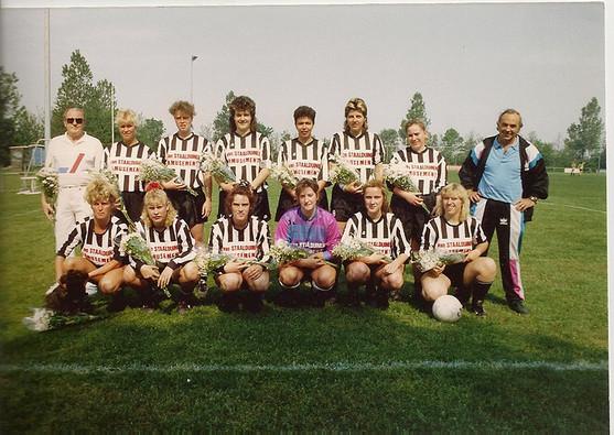 M.S.V.'71-Dames 1990