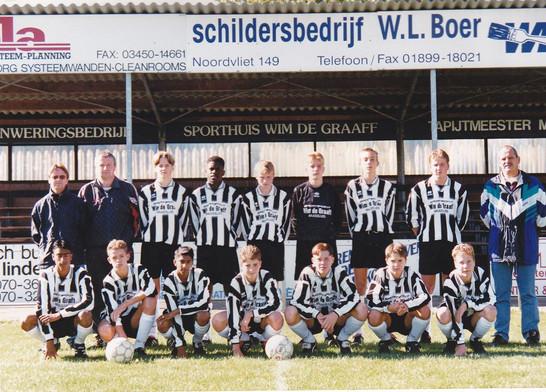 M.S.V.'71 - B1 1997-1998