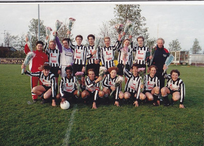 M.S.V.'71 - B1 seizoen 1991-1992