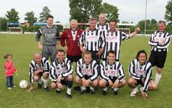 M.S.V.'71 Palmpjes team 7 tegen 7 toernooi 2009