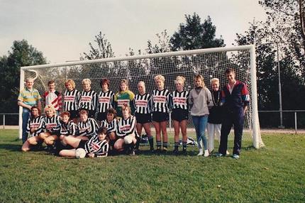 M.S.V.'71-Dames jaren 80