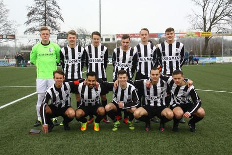 M.S.V.'71-1 seizoen 2016 2017...