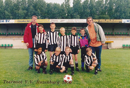 M.S.V.'71 - Jeugdteam 1995