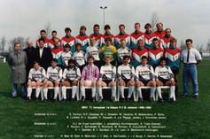 M.S.V.'71-1 Kampioen seizoen 1988-1989