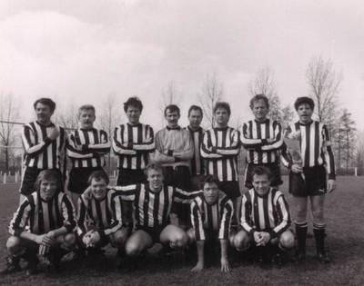 M.S.V.'71 veteranen jaren 80