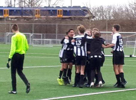 M.S.V.'71 Jo15-1 overwintert in KNVB bekertoernooi