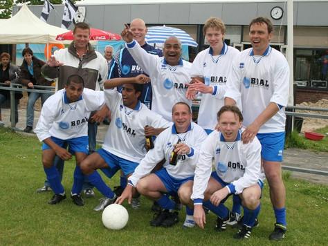 M.S.V.'71 winnaar 7 tegen 7 toernooi 2009