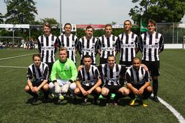 M.S.V.'71-1 seizoen 2016 2017.