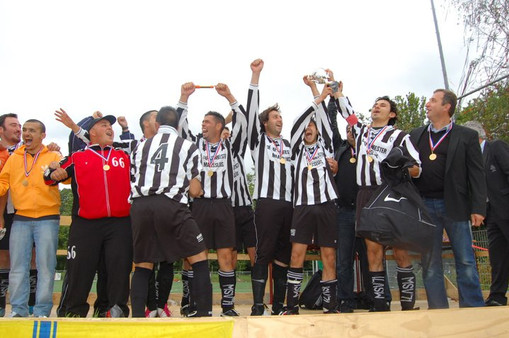 M.S.V.'71-ZO2 seizoen 2010 2011 KNVB beker finale