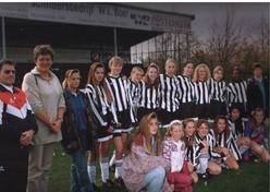 M.S.V.'71 meisjes team Seizoen 1994-1995
