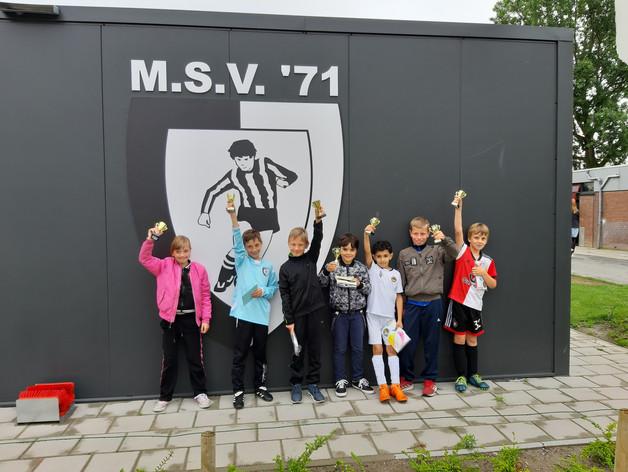 JO9-2 seizoen 2018 2019 toernooi msv71