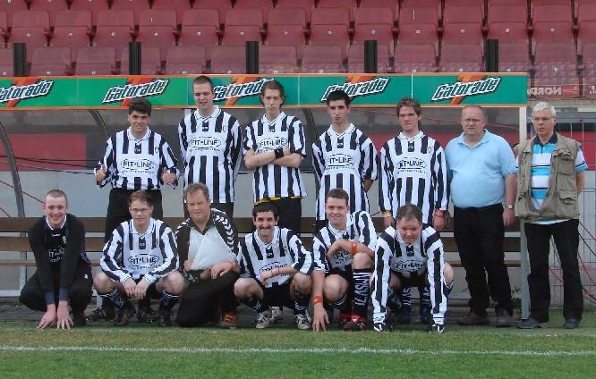 M.S.V.'71-G-team Seizoen 2006-2007