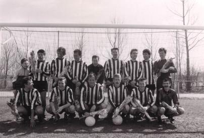 M.S.V.'71-7 Kampioen Seizoen 1984-1985