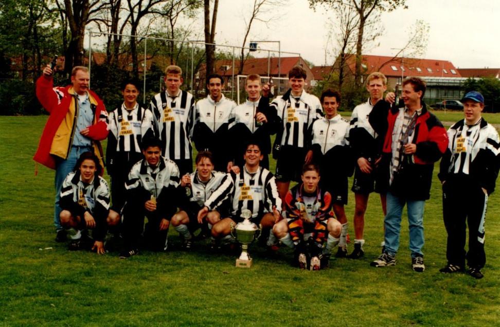M.S.V.'71-1 seizoen 1996 1997