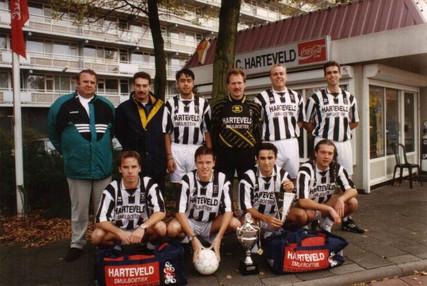 M.S.V.'7-2 Zaal 1998