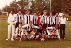 M.S.V.'71-1 Seizoen 1980-1981 Kampioen