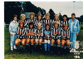 M.S.V.'71-Meisjes Junioren 1986