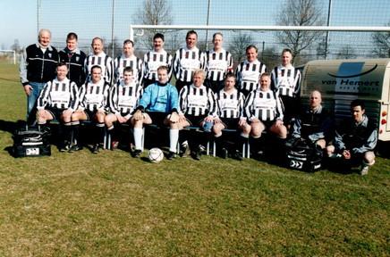 M.S.V.'71-4 beginjaren 2000