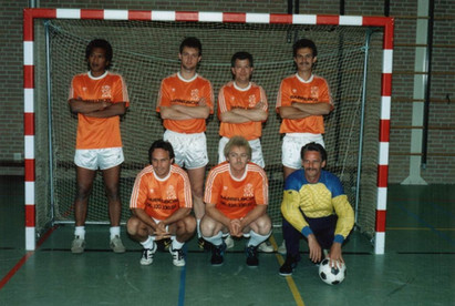 M.S.V.'71-1 Zaal Jaren 90
