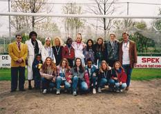M.S.V.'71 - Meisjes Seizoen 1995
