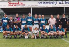 M.S.V.'71 Bedrijfsvoetbal 1995