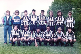 M.S.V.'71-B1 Seizoen 1988-1989