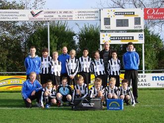 M.S.V.'71 - D1 seizoen 2007-2008