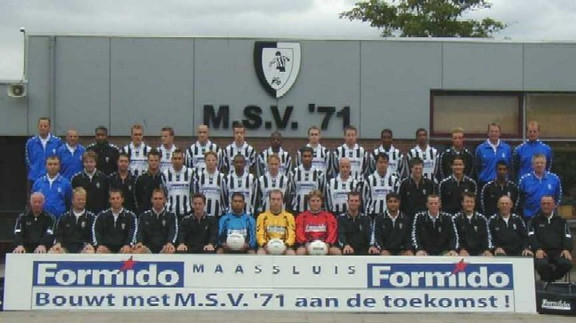 M.S.V.'71-1 Seizoen 2003-2004