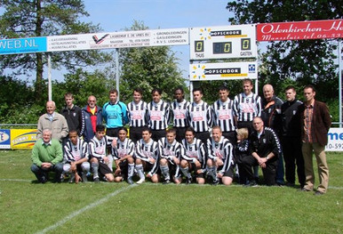M.S.V.'71-1 Seizoen 2008-2009
