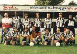 M.S.V.'71-B1 Seizoen 1995-1996