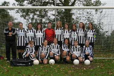M.S.V.'71-Dames 2007