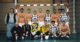 M.S.V.'71 Zaalvrienden van Chris Paschold 2001