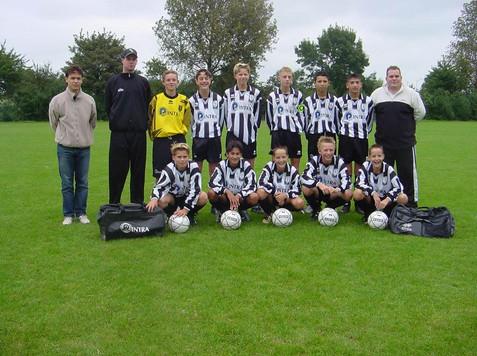 M.S.V.'71 - C1 seizoen 2003-2004