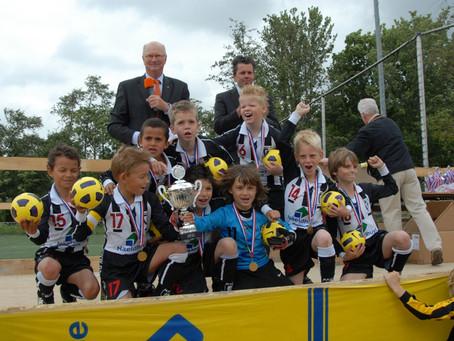 Drie historische KNVB Bekersuccessen M.S.V.'71 teams