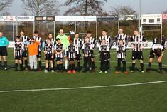 M.S.V.'71-1 seizoen 2018 2019 met jeugdteam