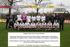 M.S.V.'71-3 seizoen 2010 2011 met namen