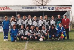 M.S.V.'71 - Meisjes Seizoen 1994