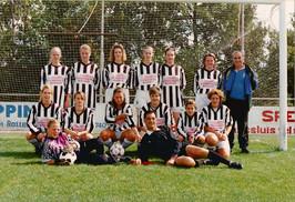 MSV'71 dames 1993