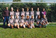M.S.V.'71 - Dames Seizoen 1991-1992
