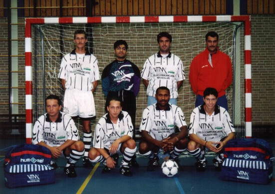 M.S.V.'71-1 Zaal 1995
