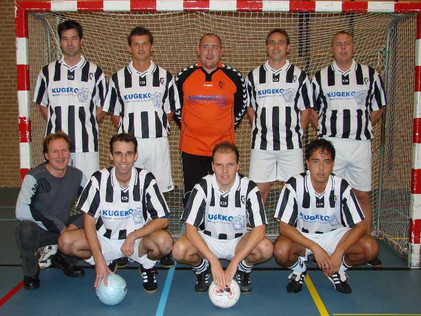 M.S.V.'71-1 Zaal 2006