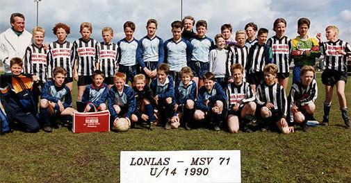 M.S.V.'71-C in wales 1990