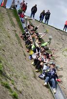 M.S.V.'71-VR1 seizoen 2017 2017 kampioen op de glijbaan