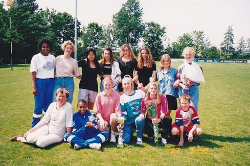 M.S.V.'71 - Meisjes 1995