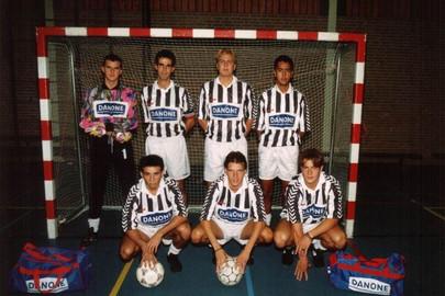 M.S.V.'71-3 Zaal 1994