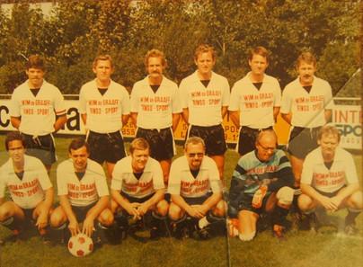 M.S.V.'71-5 Seizoen 1982-1983 Kampioen