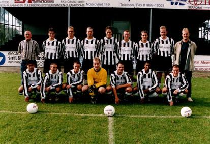 M.S.V.'71-2 seizoen 2002 2003