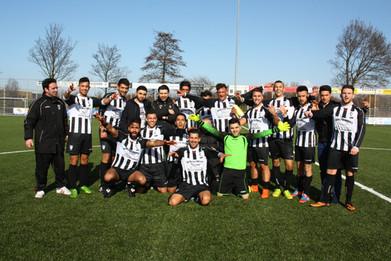 M.S.V.'71-ZO2 seizoen 2014 2015 periodekampioen