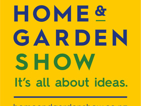 Join us at the North Shore Home & Garden Show from Friday 6th to Sunday 8th November!